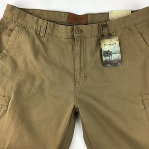 NEW Clearwater Outfitters Cargo Pants 38 (1254)